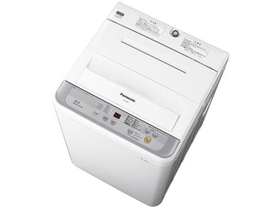 (福岡市西区)新品未使用品 パナソニッ ク 15年製 5.0kg 洗濯機 NA-F50B9の買取-15000