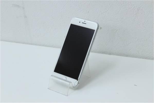 (鳥栖市) SohtBnak iPhone6 64GB シルバー 判定▲ MG4H2J/A Ver8.4の買取-