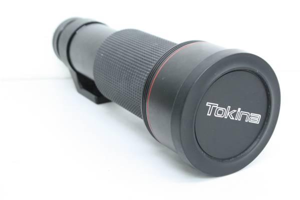 (福岡市早良区) Tokina トキナ AT-X SD 150-500mm 1:5.6 φ95の買取-