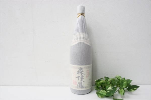 (福岡市中央区)  未開栓 本格焼酎 【森伊蔵】 芋焼酎 1.8L 1800ml 1本 の買取-17000