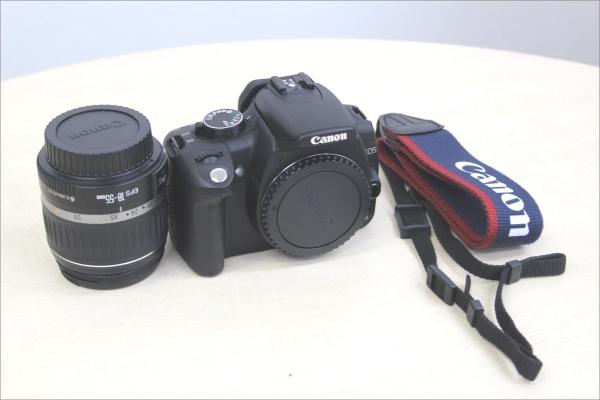 (鳥栖市)Canon キャノン 一眼レフカメラ ジャンク(故障品)の買取-