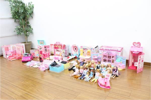 リカちゃん人形 ハウス ドレスショップ 他 まとめ セットの買取-4000