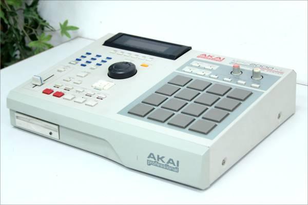 (久留米市) AKAI アカイ professional MPC2000XL サンプラーの買取-