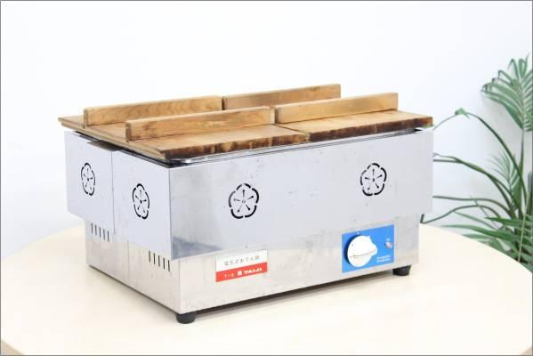 電気式おでん鍋 6ツ切  TAIJIの買取-10000