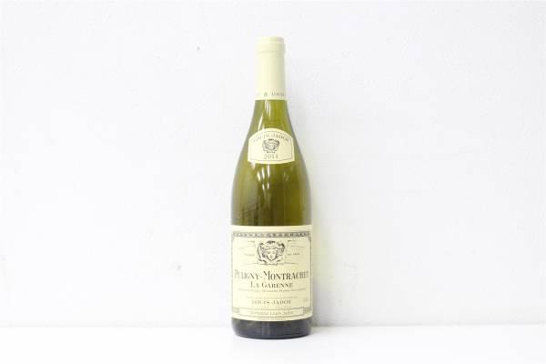 未開栓 ピュリニィ・モンラッシェ ラ・ガレンヌ 2011 ワインの買取-2500