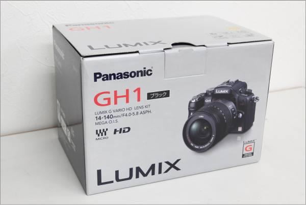 (鳥栖市)Panasonic パナソニック LUMIX DMC-GH1 ブラックの買取-15000
