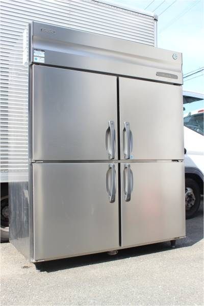 (福岡市中央区)ホシザキ 14年製 業務用冷凍冷蔵庫 4ドア HRF-150S3形の買取-