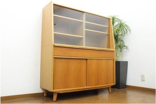 (福岡市中央区)Unico ウニコ ALBERO アルベロ カップボード 食器棚の買取-7000