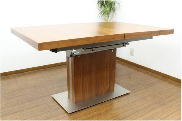 (福岡市西区)ボーコンセプト 伸縮ダイニングテーブル Bari バリ エクステンションテーブル 伸長式 拡張式の買取-32000