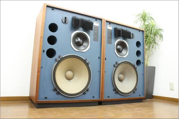 (久留米市)JBL 大型スピーカーシステム 4345 4WAY ペアの買取-