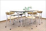 会議テーブル・イス