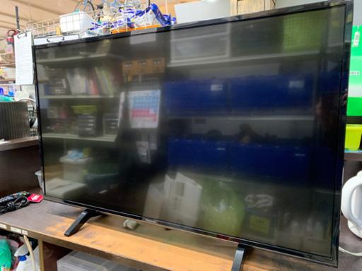 【美品 2019年製 Panasonic 4K VIERA 43型液晶テレビ インターネット対応 TH-43FX600 パナソニック】お買取りしました!の買取-