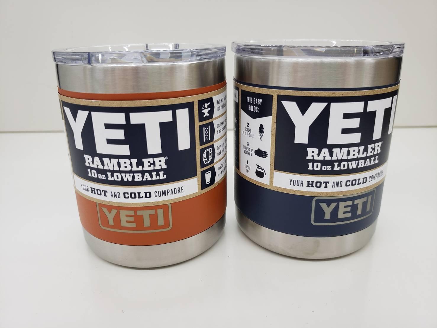 新品! YETI / イエティ ランブラー 10oz ローボール 2個セット  買取致しました!の買取-