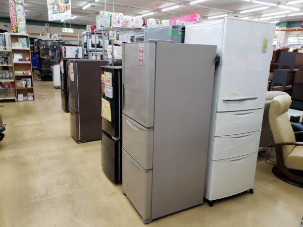 ファミリー冷蔵庫強化買取中です。買取を検討されているなら当店にお任せください!!