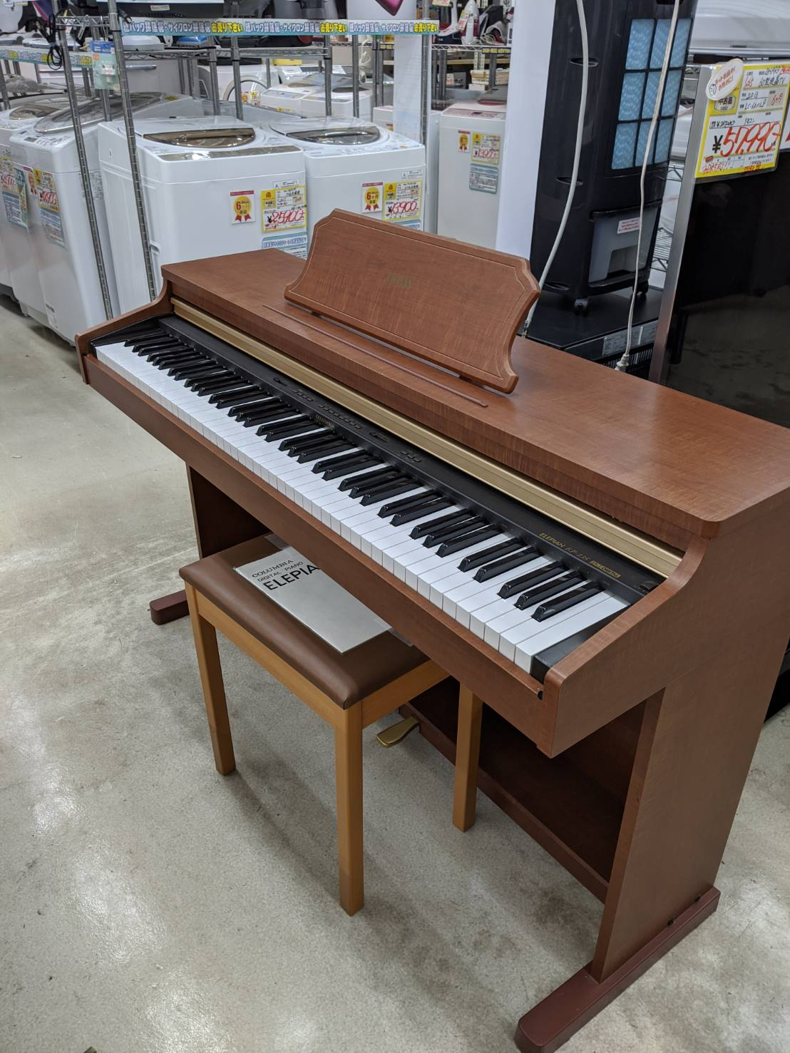 DENON ELEPIAN 電子ピアノをお買取りさせて頂きました。の買取-