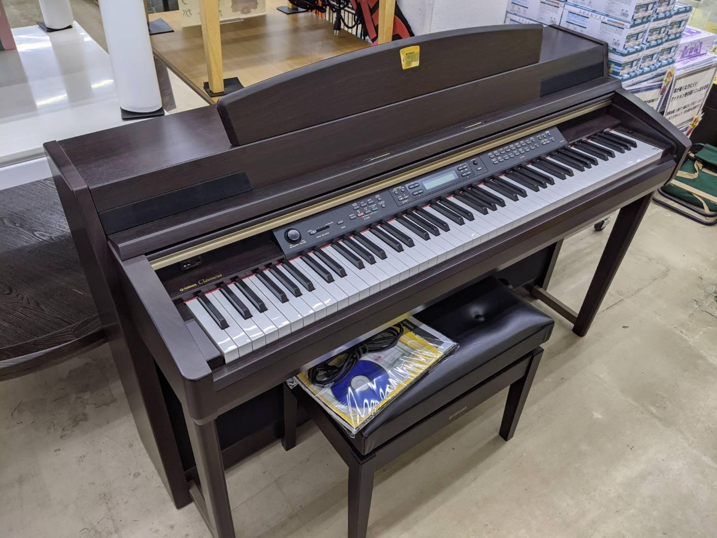 【YAMAHA 電子ピアノ CLP-280 Clavinova クラビノーバ】をお買い取り致しました☆の買取-