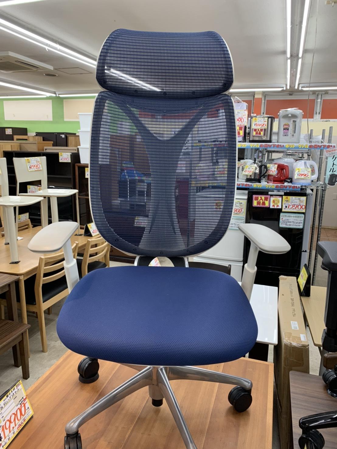 OKAMURA/Sabrina/オフィスチェアをお買取りさせて頂きました!!の買取-