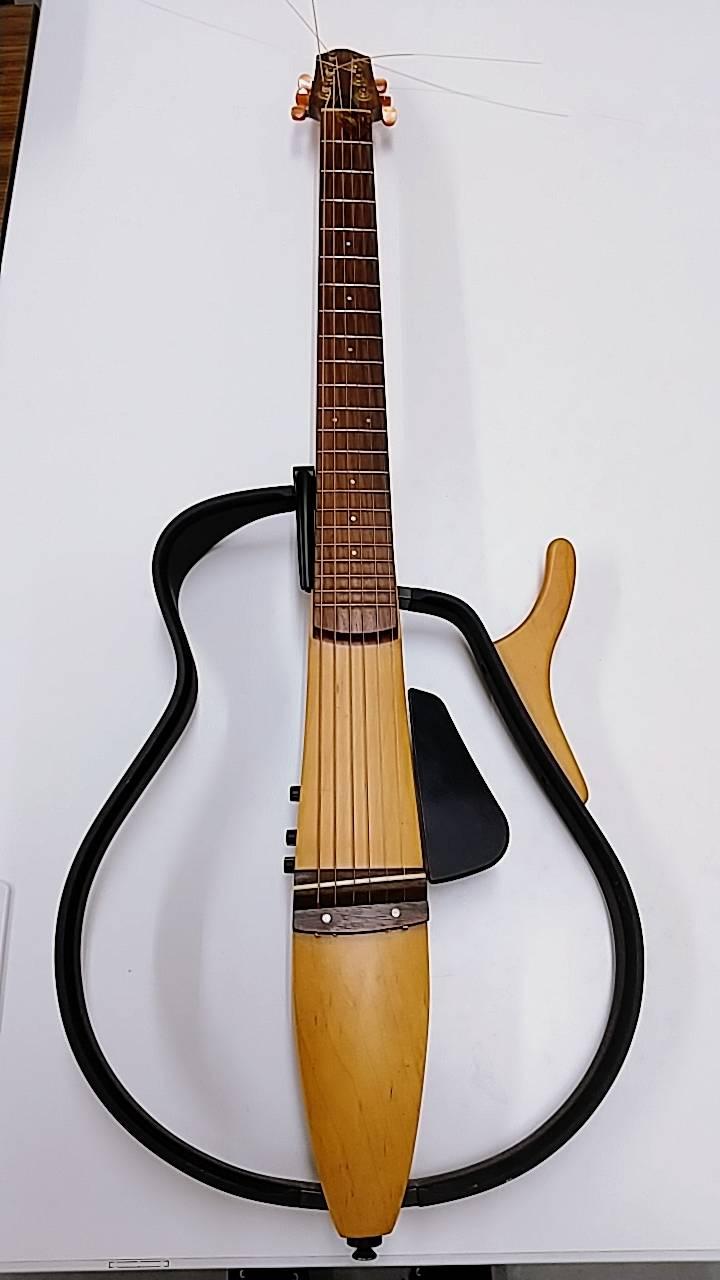 【YAMAHA ヤマハ サイレントギター SLG-100S】を買取致しました!の買取-