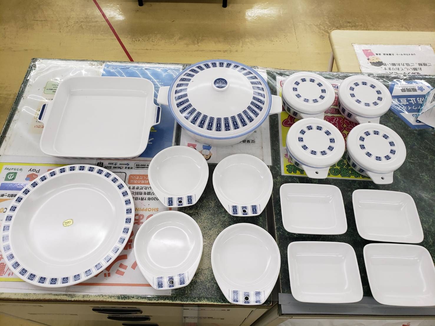 noritake / ノリタケ / PROGRESSION / プログレッション 未使用 食器セット / 鍋セット / オールドノリタケセット 買取致しました。の買取-