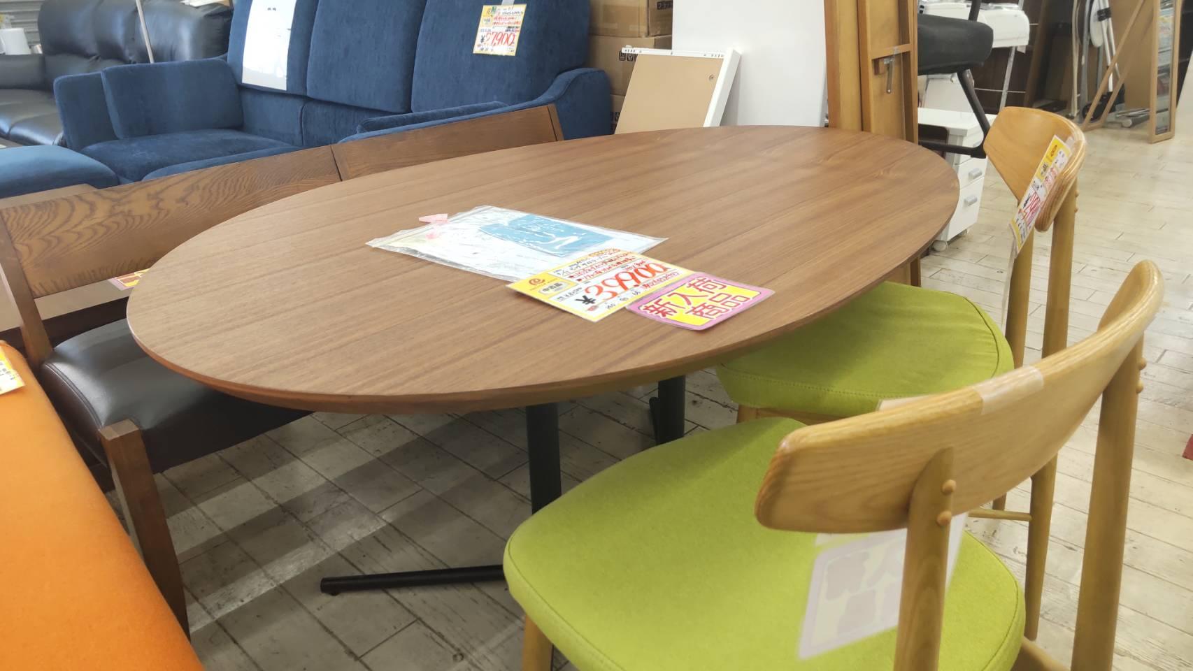 【ACTUS アクタス ビッグサイドテーブル OWNシリーズ 幅140cm×奥行90cm高さ65cm】を買取させて頂きました!の買取-