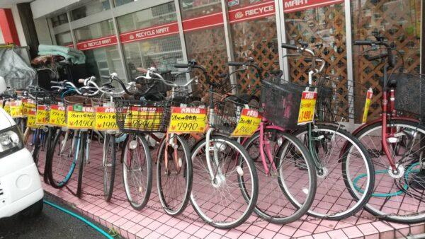 【自転車大量販売してますよ♪選り取り見取り!!!】