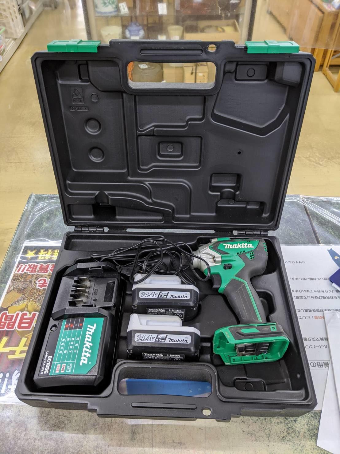 makita 充電式インパクトドライバ MTD001D 買取致しました!!の買取-