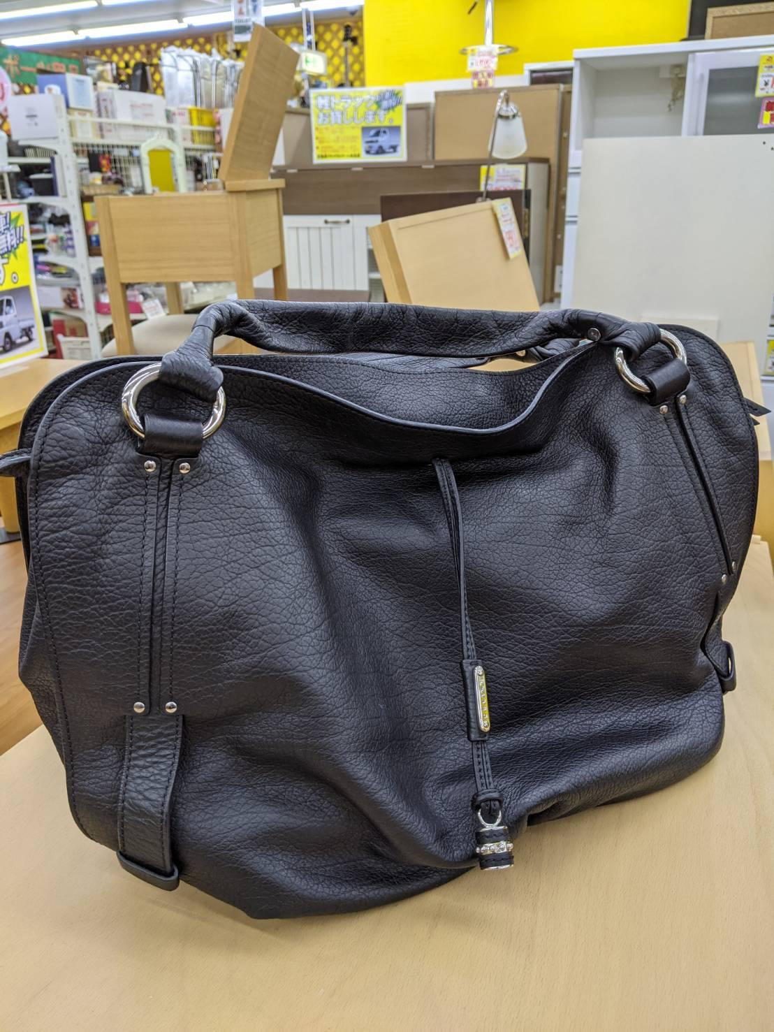 【CELINE セリーヌ ビタースイート 革バッグ】をお買い取りいたしました!!の買取-