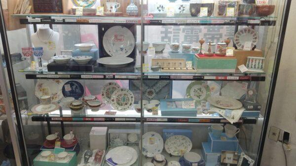 【洋食器・陶器雑貨お売りください!!! 集めています!!!】