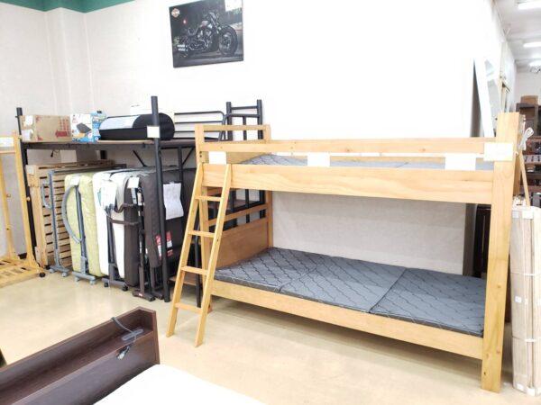 2段ベッド、ロフトベッド取り扱い可能!他店で断られても当店なら大丈夫!