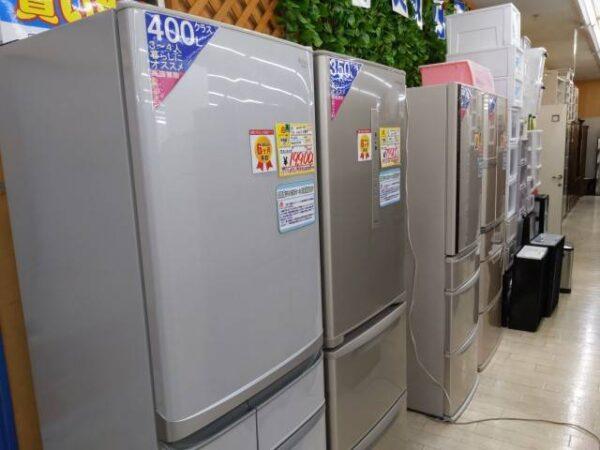 【大型冷蔵庫】在庫が足りません!お売り下さい!!