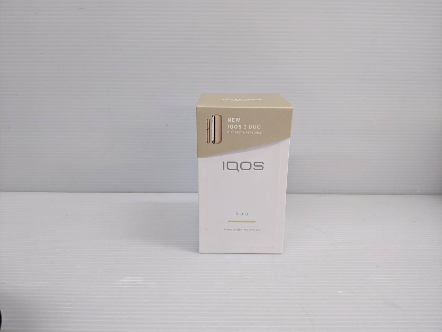 美品 IQOS(アイコス)3DUO 買取致しました!!!の買取-