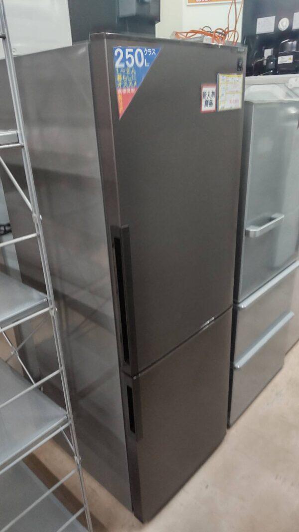 入荷商品のご紹介!!SHARP シャープ 271L 冷蔵庫 2016年製 SJ-PD27B-T を買取りさせて頂きました!ファミリー冷蔵庫強化買取中です♪