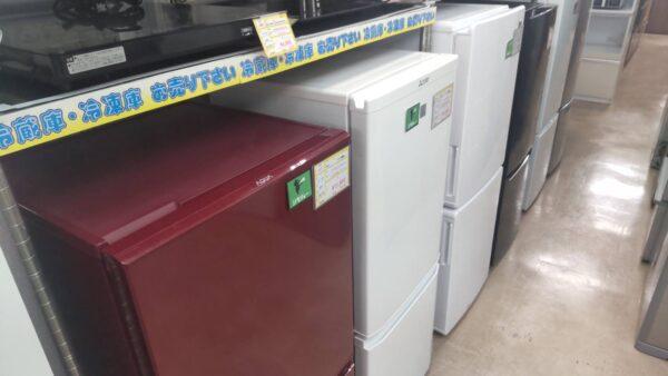 単身冷蔵庫 在庫多数御座います!!ぜひ一度ご来店下さい(^^♪⭐福岡市 早良区 リサイクルショップ リサイクルマート原店⭐