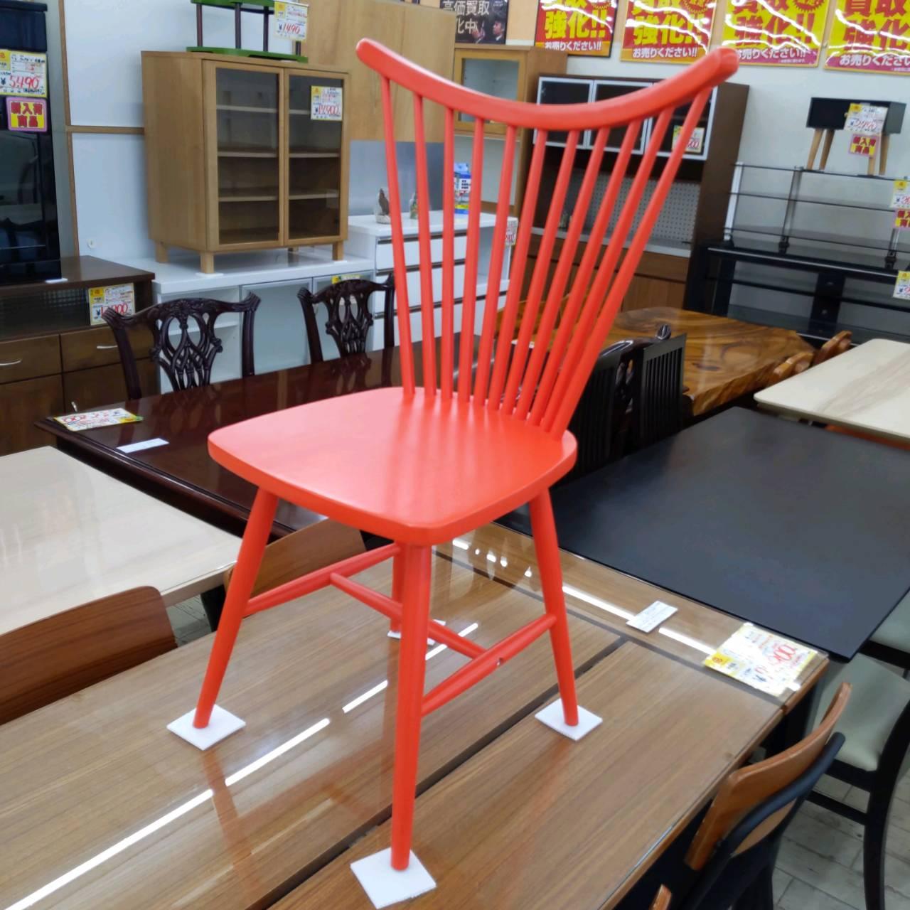 【IKEA チェア TRENDIG REDカラー】を買取致しました!の買取-