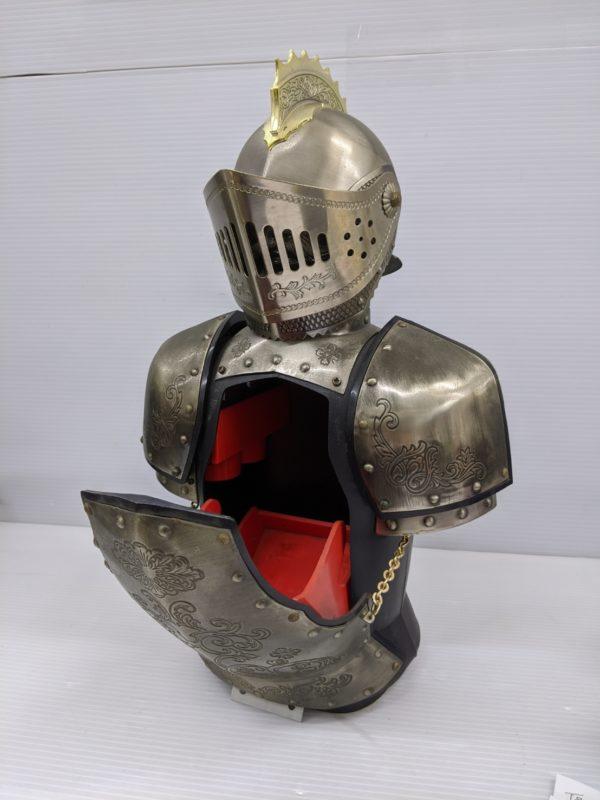 ニッカウィスキー 西洋騎士 甲冑 ボトルケース 買取ました!!