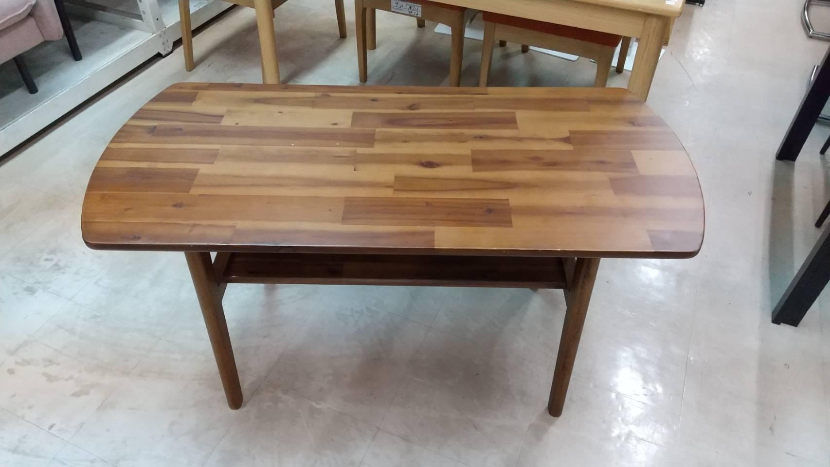 【UNICO(ウニコ)SWELLA(スウェラ) カフェテーブル W1100】を買取致しました!!の買取-