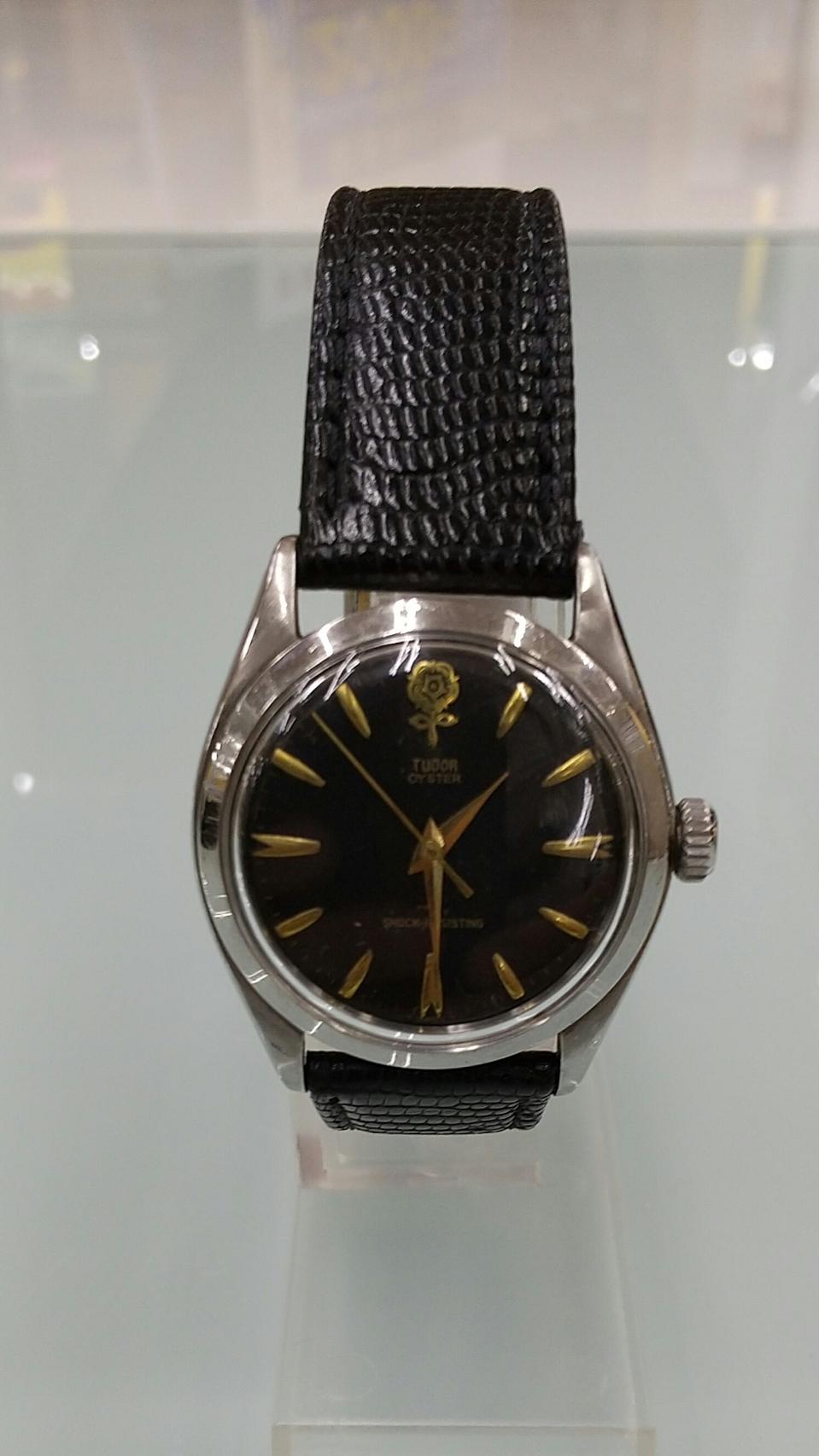 【チュードル 巻時計】をお買い取り致しました!の買取-