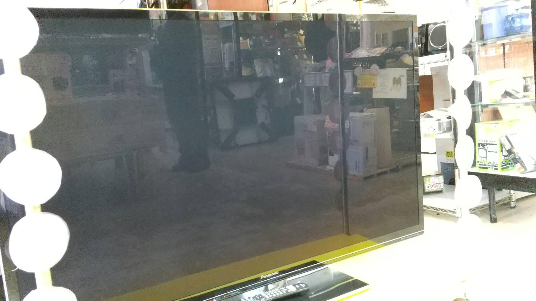【Panasonic パナソニック 60型液晶テレビ 2012年式 TH-P60VT5】の買取-