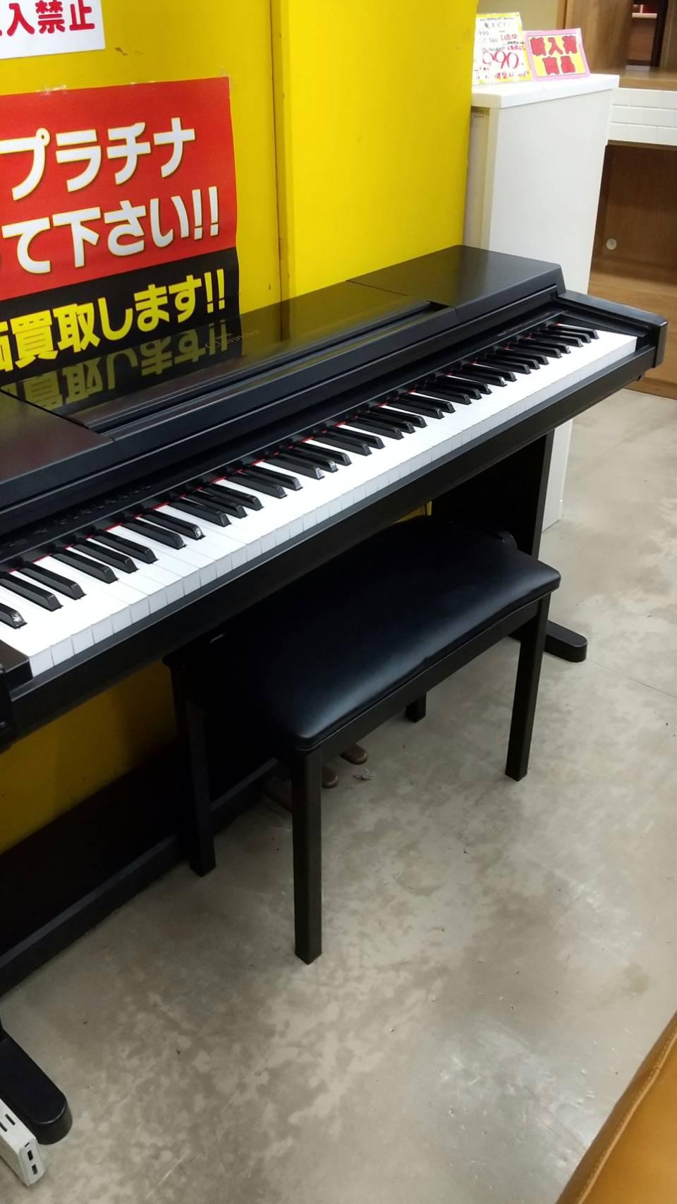 【YAMAHA ヤマハ 電子ピアノ Clavinova クラビノーバ 1990年式 CLP-560】の買取-