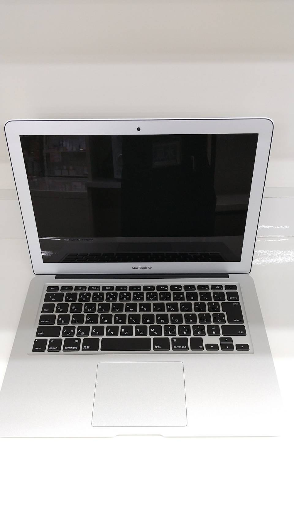 【Apple MacBookAir sierra 8GB SSD512GB A1460(EMC2925) ノートパソコン】を買取いたしました!の買取-