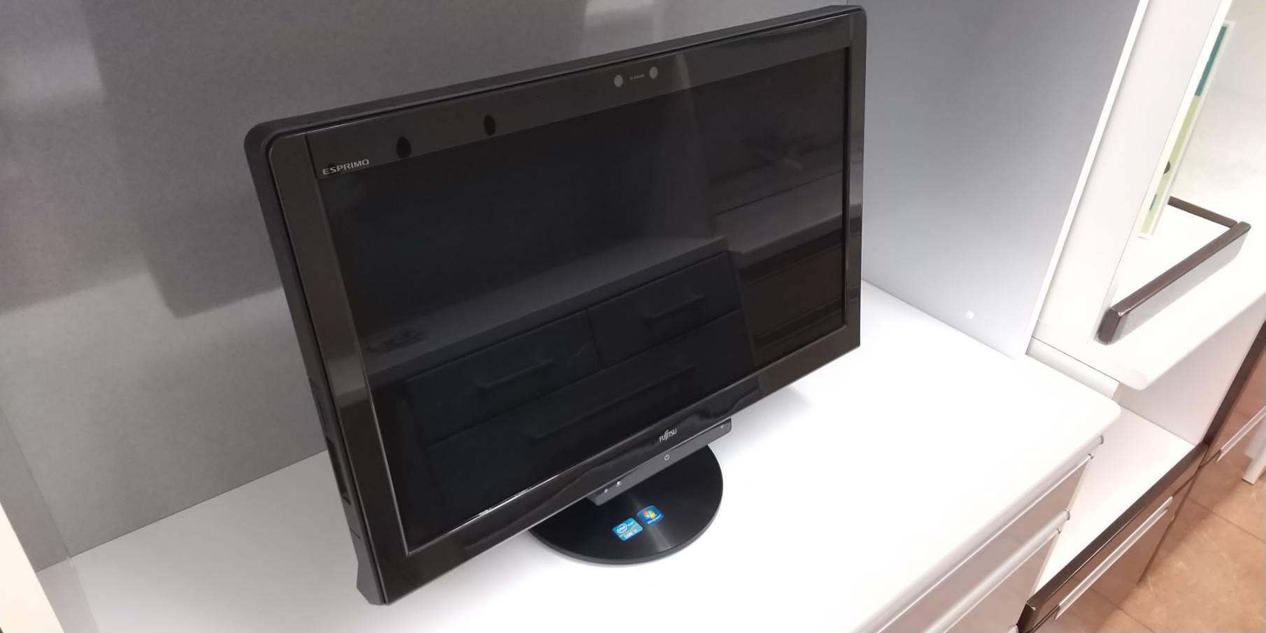 富士通 FUJITSU ESPRIMO FH FH98/CM FMVF98CMB エスプレッソブラック FMVF98CMB をお買取りさせて頂きました!!の買取-