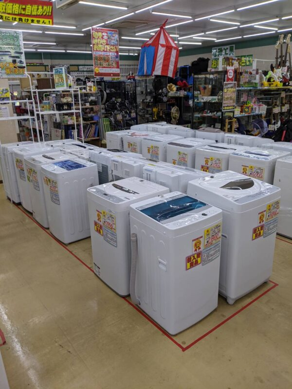 洗濯機不足しております!!助けてください!!只今 高価買取中!!