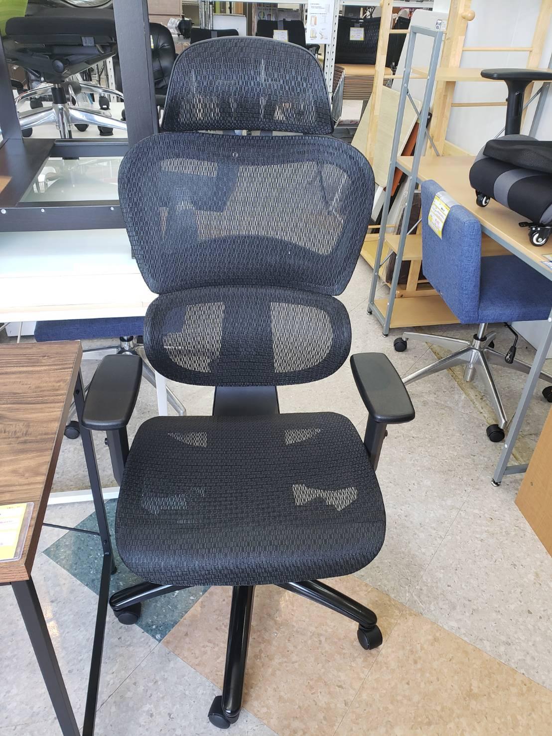 【Komene(コメネ) / 人間工学椅子 /  メッシュチェア /  リクライニングチェア /   ハイバック メッシュ】買い取りさせて頂きました!!の買取-