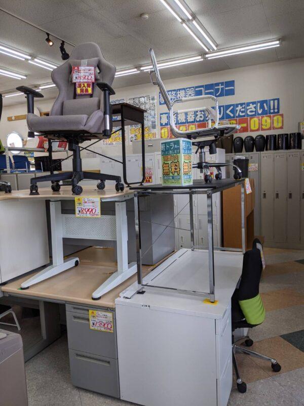 【事務用品大量入荷!! リサイクルマート大野城店!!】