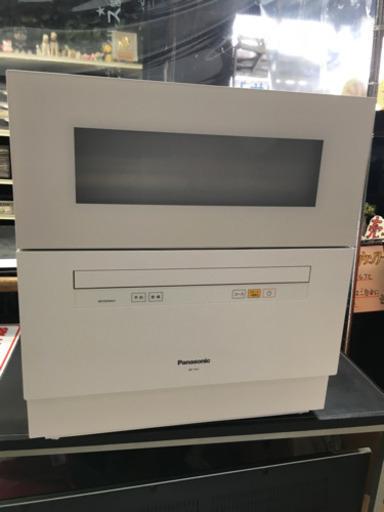 【極美品 2017年製 Panasonic 食器洗い乾燥機 ECONAVI 5人分 40点 パナソニック NP-TH1】お買取りしました!の買取-