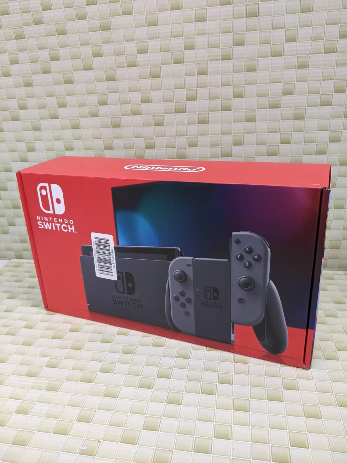 未使用 Nintendo switch/ニンテンドースイッチ HAD-S-KAAAA 買取致しました!!の買取-