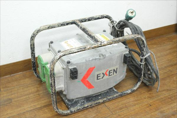 (福岡市西区)エクセン EXEN マイクロ 耐水インバータ HC116Bの買取-