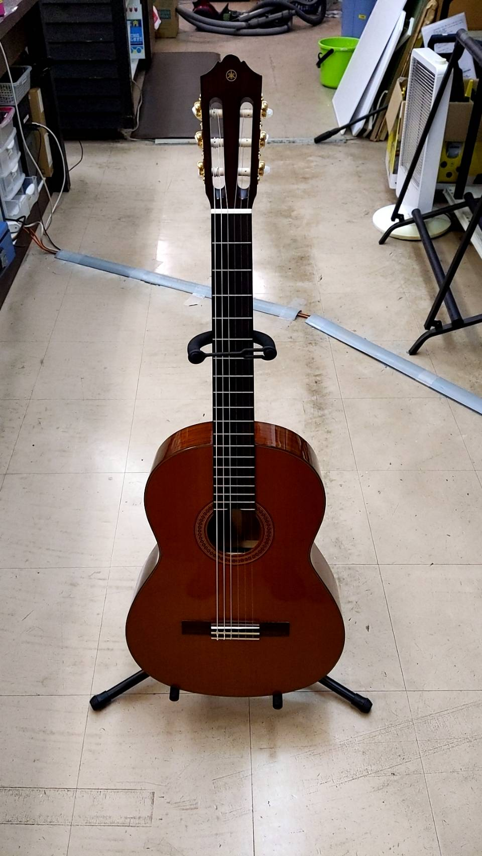 【超美品!! YAMAHA(ヤマハ)クラシックギター CG162C】を買取致しました!!の買取-