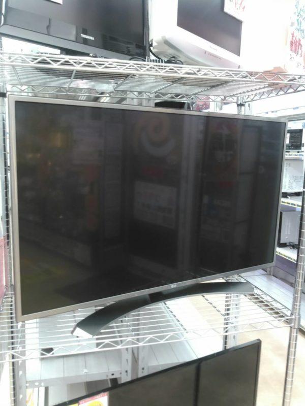 【液晶テレビ】買い取り強化中です!!