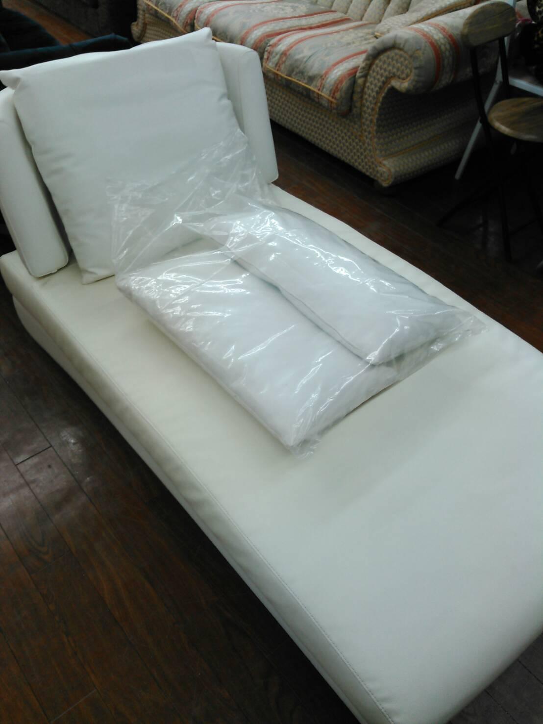 【ソファーベッド 1Pソファー ベッド スタイルプロポーザー ホワイト】買い取り致しました!の買取-